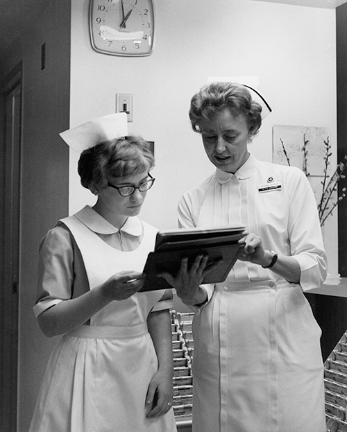 College of Nursing starts