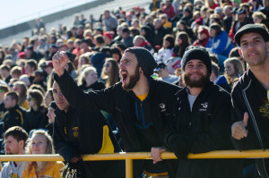 Homecoming Football Game UW-Oshkosh vs UW-River Falls