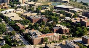 campus aerial Admissions