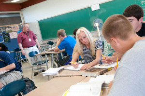 Calculus 2 with Richard Bolda for CAPP