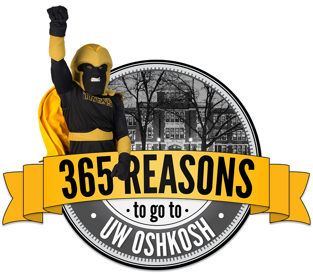 365 Reason to Go to UW Oshkosh