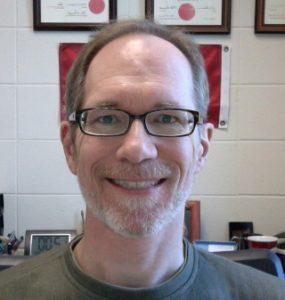 Photograph of Dr. David Dilkes