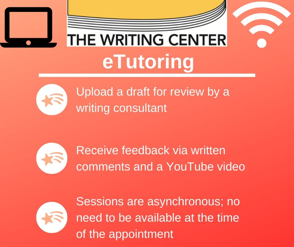 Writing Center ETutoring