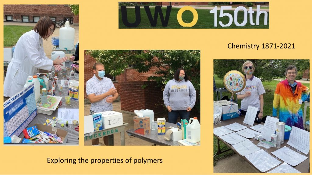 exploring the properties of polymers
