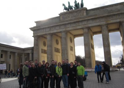 2014 International Study Tour