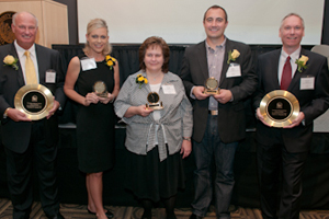 2011 alumni award winners