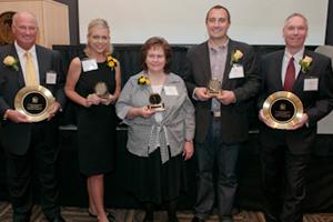 2011 alumni award winners