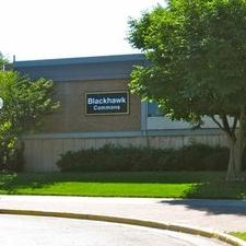 University Facilities Blackhawk Commons