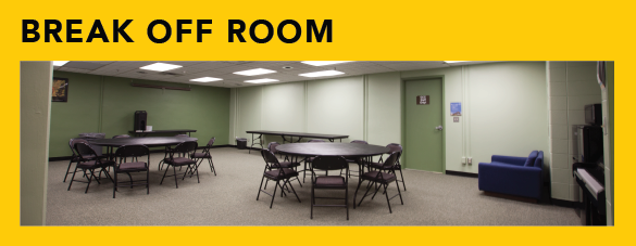 Conference Rooms Break Off Room