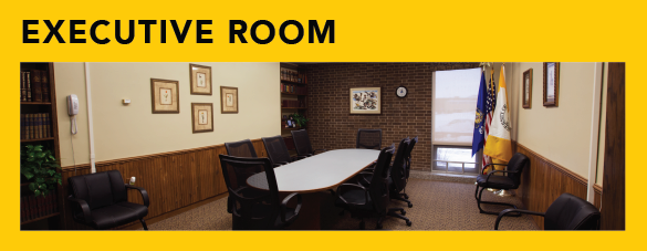 Conference Rooms Executive Room