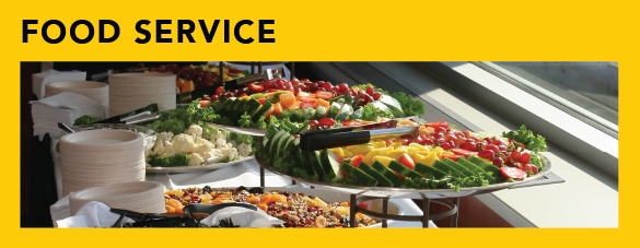Conference Services Food Service