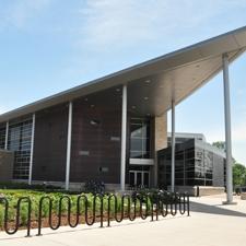 University Facilities Student Rec and Wellness Center