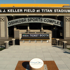University Facilities UW Oshkosh Sports Complex