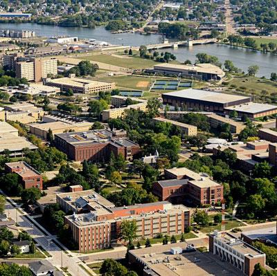 University Facilities Academic Buildings