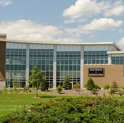 University Facilities Alumni Center