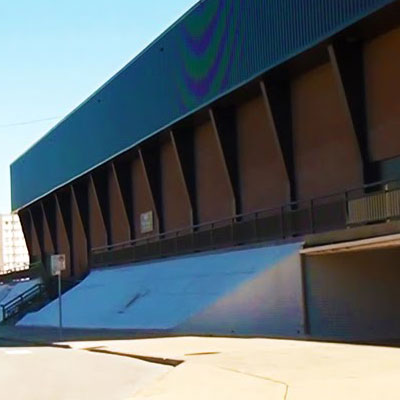 University Facilities Kolf Sports Center