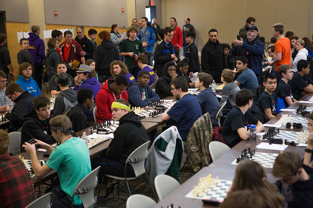 Gallery Wisconsin Scholastic Chess Championship 1