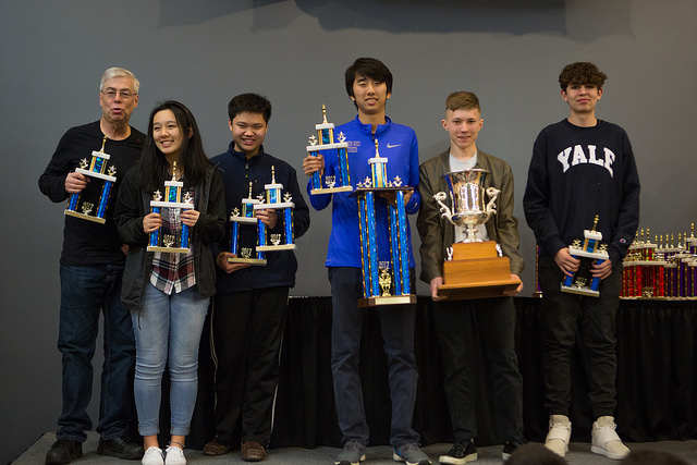 Gallery Wisconsin Scholastic Chess Championship 3