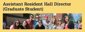 RHD & ARHD Graduate Student