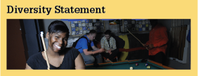 Department of Residence Life Diversity Statement