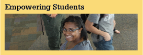 Department of Residence Life Empowering Students