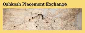Department of Residence Life Oshkosh Placement Exchange