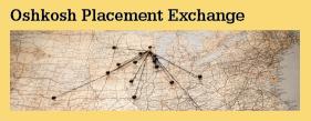 Department of Residence Life Oshkosh Placement Exchange