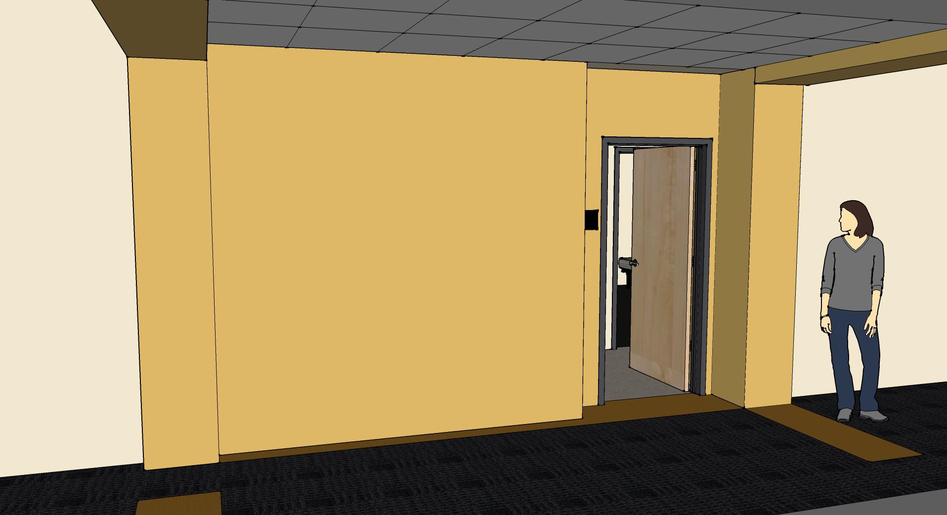 2 bedroom suite view 1