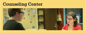 Campus Service Links Counseling Center