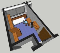 South Gruenhagen Room Layout 2