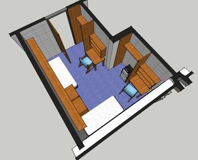 South Gruenhagen Room Layout 1