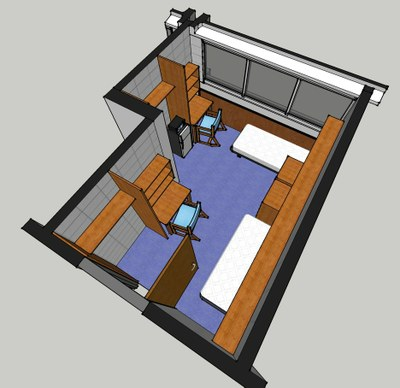 South Gruenhagen Room Layout 2