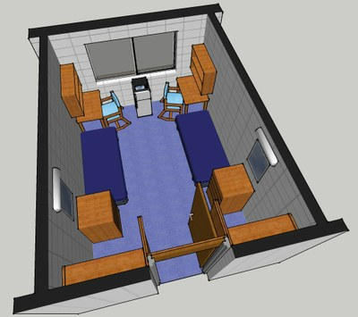 Donner Hall Room Layout 2