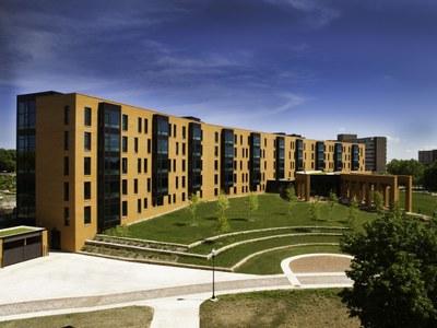 Sustainable Residence Halls Horizon