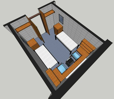 Webster Hall Room Layout 1