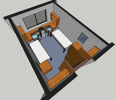 Webster Hall Room Layout 2