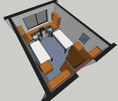 Webster Hall Room Layout 2