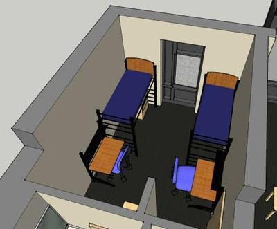 Horizon Village Room Layout 1