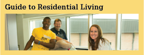 Evans Hall Guide to Residential Living