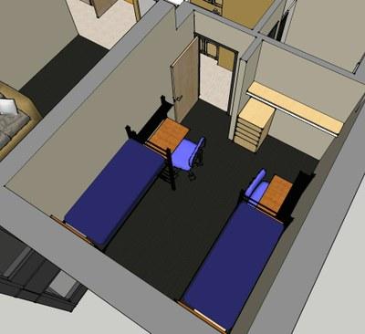 Horizon Village Room Layout 2