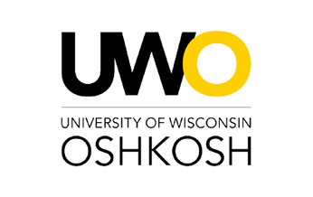 University of Wisconsin Oshkosh wordmark