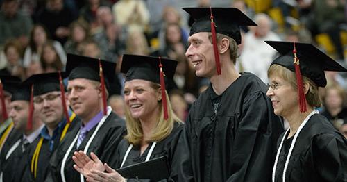 online liberal studies program graduates