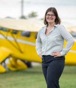 online aviation management student