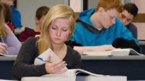 ACT Prep Student