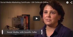online certificate program instructor