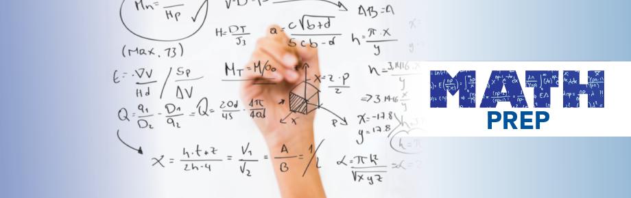 math placement exam prep course