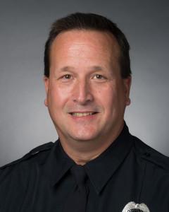 Trent Morgan - Police Officer