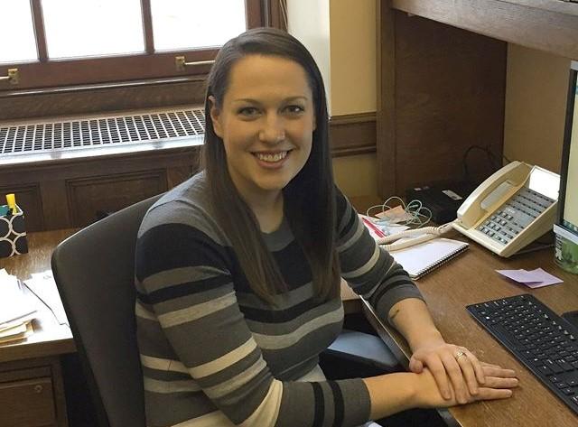 Erin Mellon (B.A., 2013)