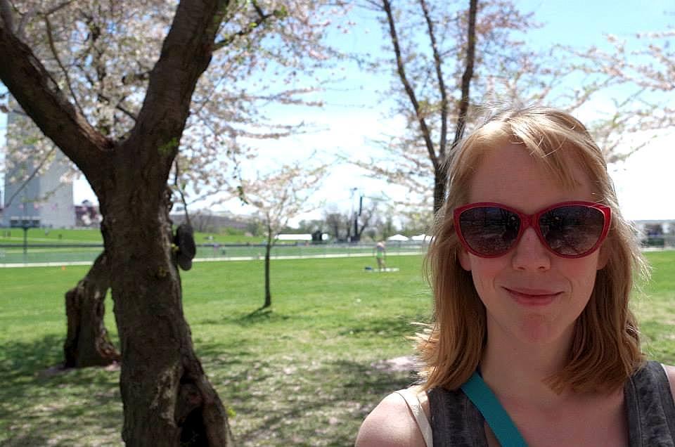 Amy Molitor, B.S., 2012; MPA student