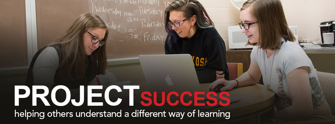 Project Success banner
